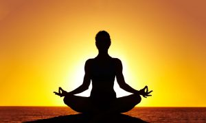 Dhara Wellness Garden - Sunset Yoga